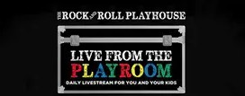Rock and Roll Playhouse logo